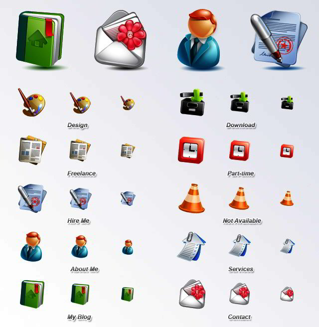 Free High Quality Icons