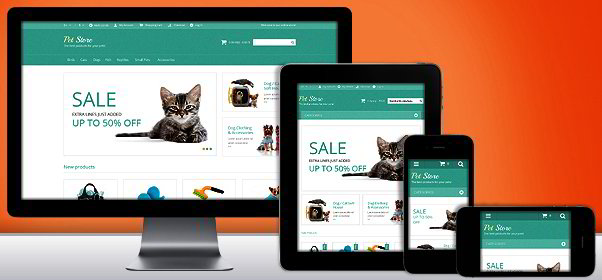Pet Supplies Magento Theme