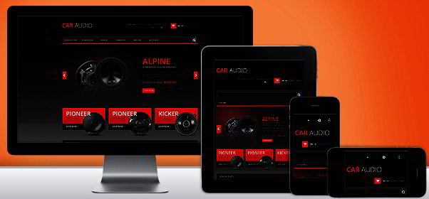 The Best Sound For Your Car Magento Theme