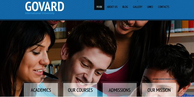 education website