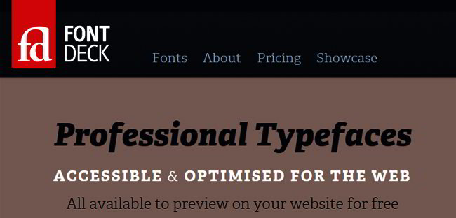 Tools for Web Typography