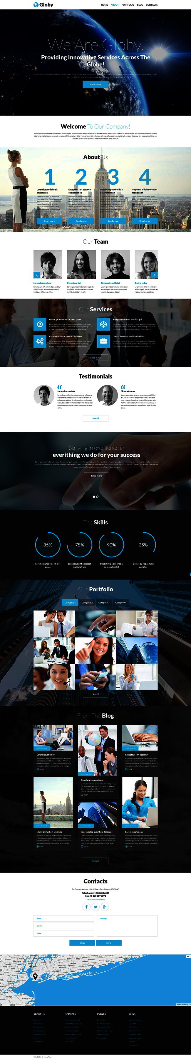 Your Business Joomla Template