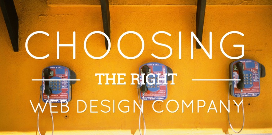 Choosing the right website design depending on your niche5